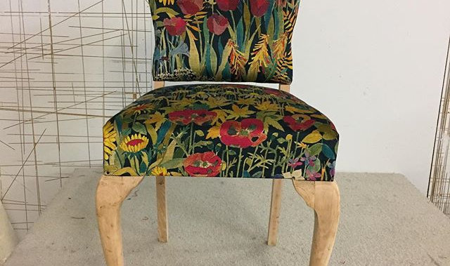 Beginners Upholstery Tuesday 20th April 2021 -6 week term block