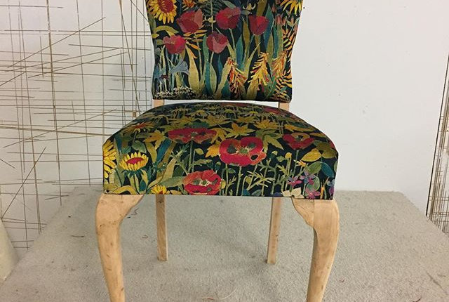 Weekend Chair Project 11th & 12th September 2021
