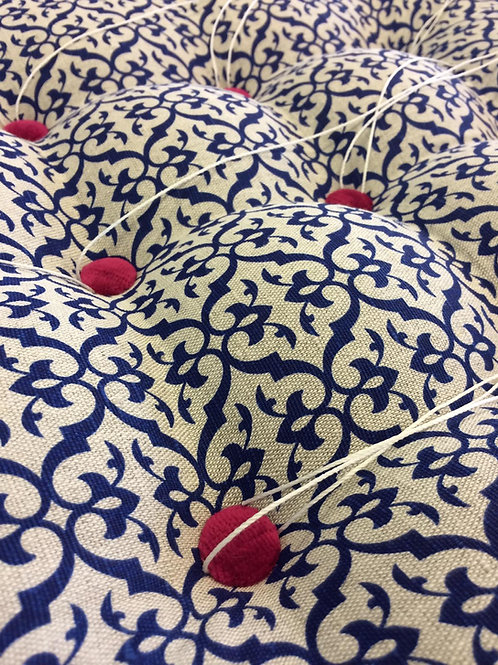 French Floor Cushion 10th & 11th July 2021