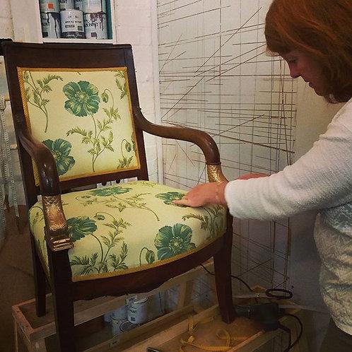 Beginners Upholstery Tuesday 23rd February 2021 -6 week term block