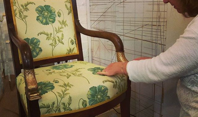 Beginners Upholstery Tuesday 4th January 2022 - 6 week term block