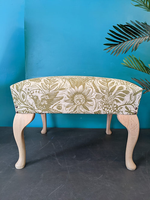 Traditional Foot Stool - 16th & 17th October 2021