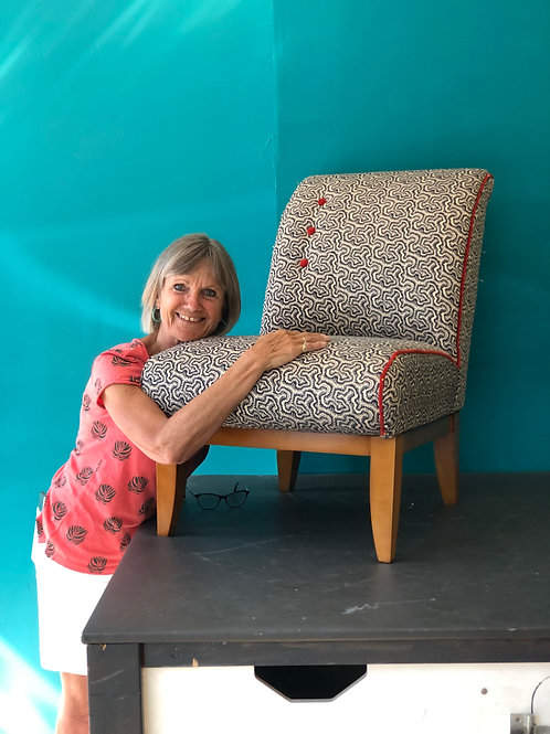 Beginners Upholstery Wednesday 7th September 2022  -  6 week term block