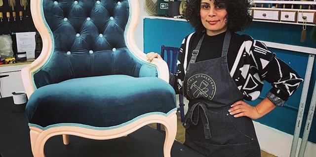 Beginners Upholstery Thursday 4th November 2021  -  6 week term block