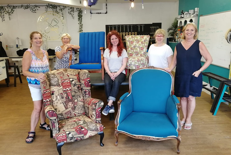 CHAIR WEEKEND - 17th & 18th April  2021