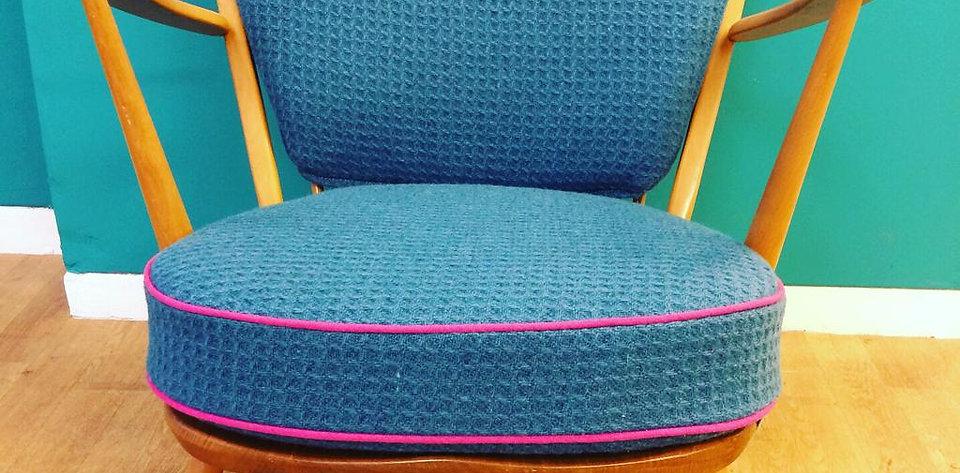 'Ercol' Style - Advanced box cushion workshop - 11th & 12th January 2020