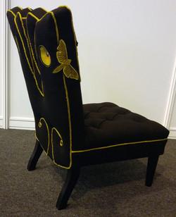 Hieco miniature chair -side