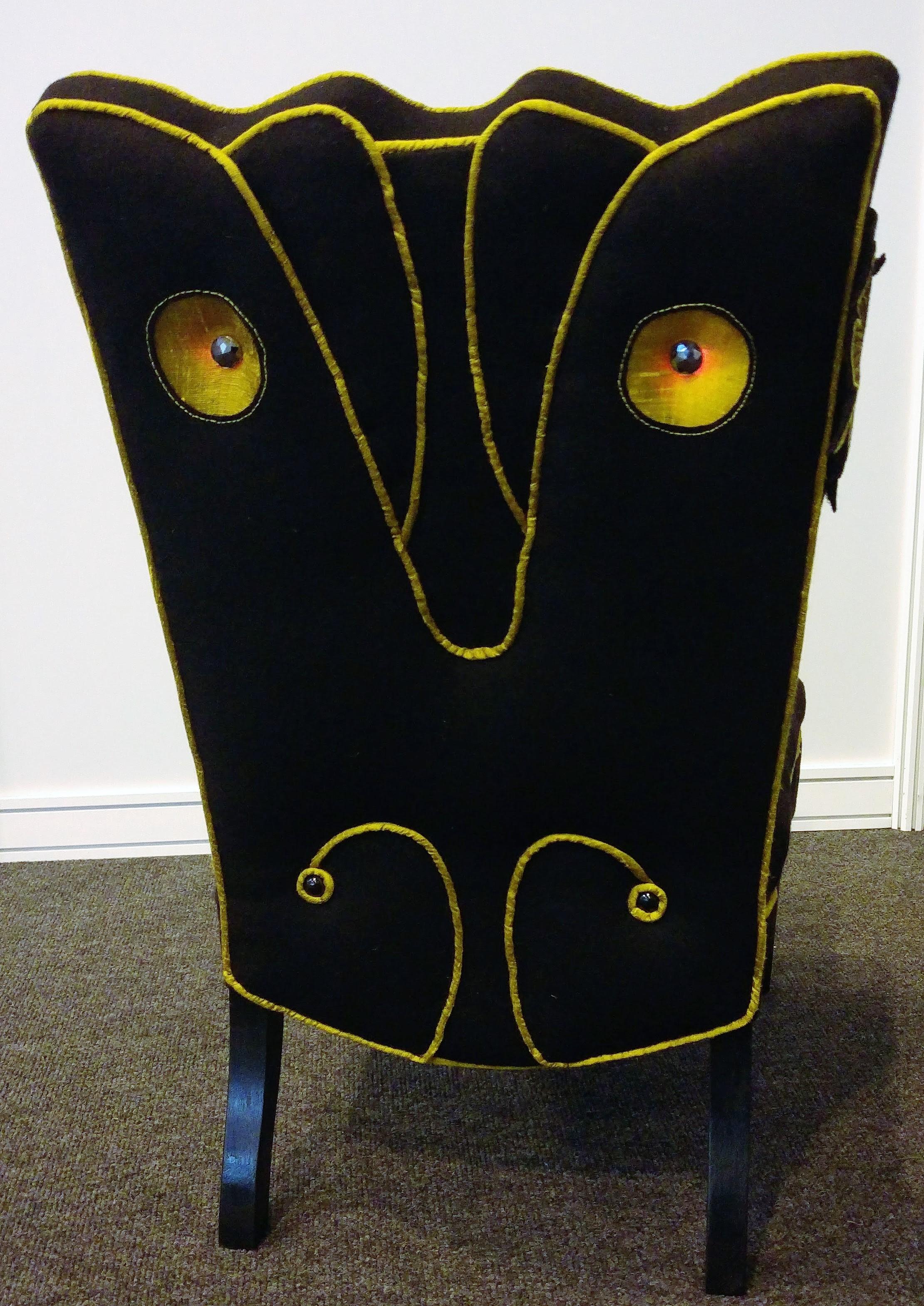 Heico miniature chair -back