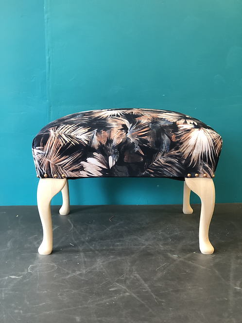 Traditional Foot Stool - 9th & 10th July 2022