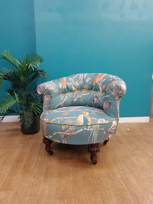 Beginners Upholstery Wednesday 8th September 2021  -  6 week term block
