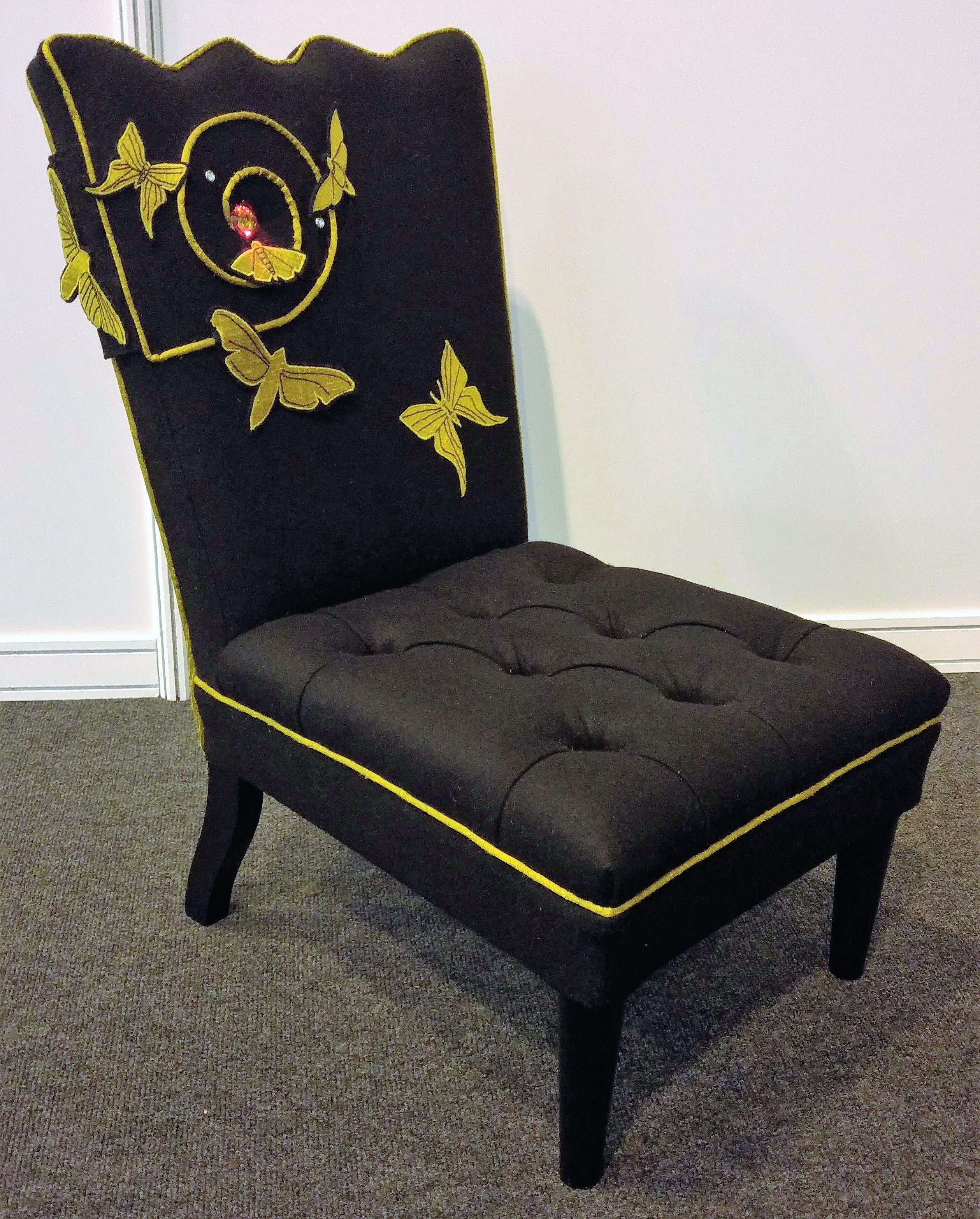 Heico miniature chair