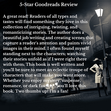 5-Star Goodreads Review A great read! Re