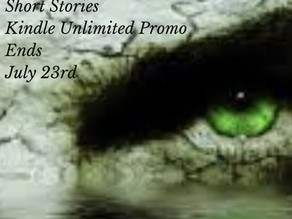 Kindle Unlimited Promo Ends Soon