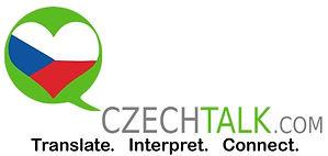 CzechTalk.com Logo