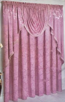 Pink Drape