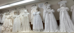 New Baptism Gowns