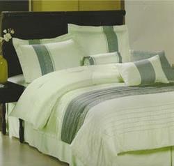 Green Comforter Set