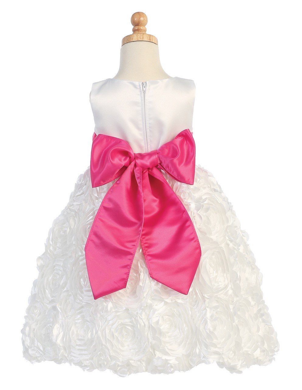 Flower Girl Dress - back