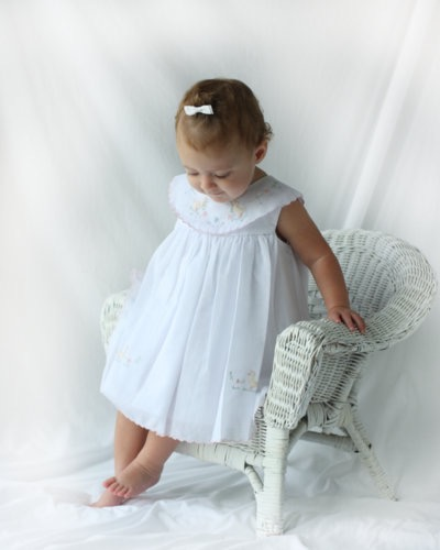 Will'Beth Soft Cotton Dress