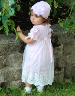 Embroidered Garden Dress