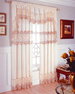 PPink Sheer Drappe