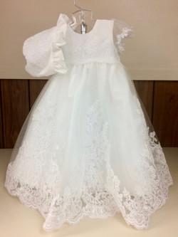 Girl Baptism Dress