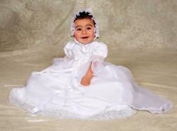 Girl's Christening/Baptism Set