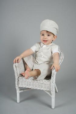 Boy's Linen Set
