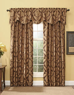 Brown Drape
