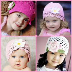 Assorted hat styles