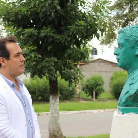 Discurso 43 Aniversario fallecimiento Capitán Héctor Cáceres