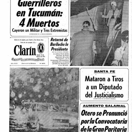 Tapas Diario Clarín