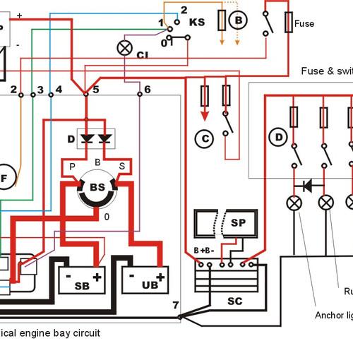 Yanmar Diesel Generator Wiring Diagram : Pramac parts
