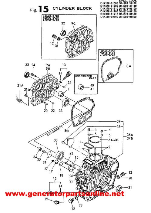 Yanmar workshop Manual B50
