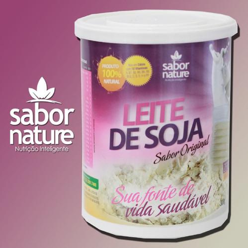 Leite de Soja Diet 250g
