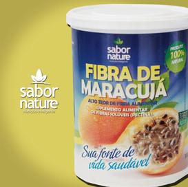Fibra de Maracuja 250g