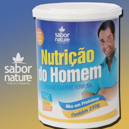 Nutrição do Homem 250g