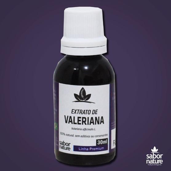 Extrato de Valeriana 30ml