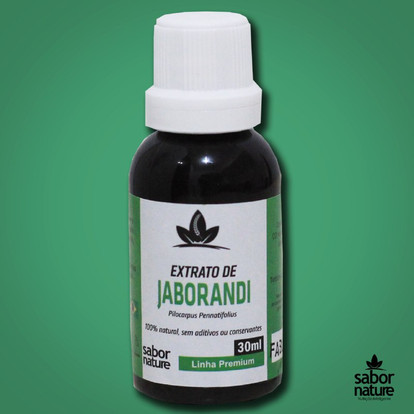Extrato de Jaborandi 30ml