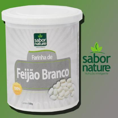 F. de Feijão Branco 100g