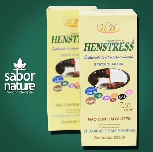 Henstress 250ml