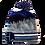 Thumbnail: Blue Mountain Knit Beanie