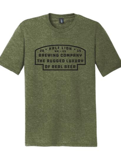 Rugged Luxury Military Tee