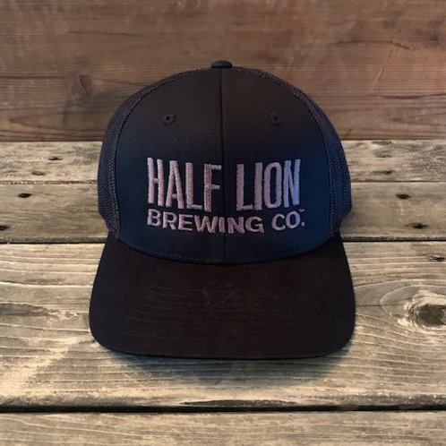 Fall Black HL Hat