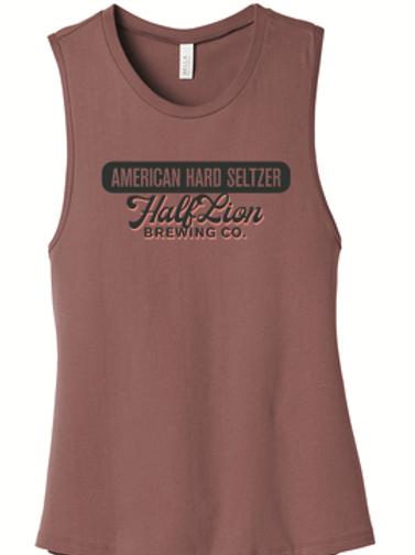 Women's Muscle Hard Seltzer Tank