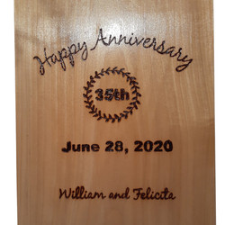 Anniversary Plaque1