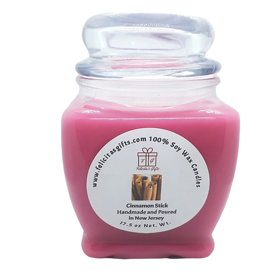 Cinnamon Stick  Scented Soy Candles