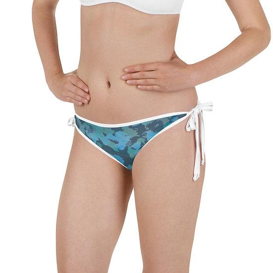 Find Your Coast Reversible Swimwear OUR Outdoors Camo Bikini Bottom