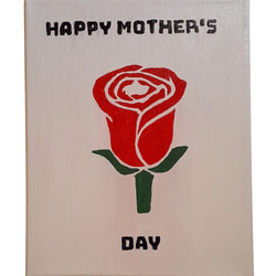 others Day Rose Canvas (1)