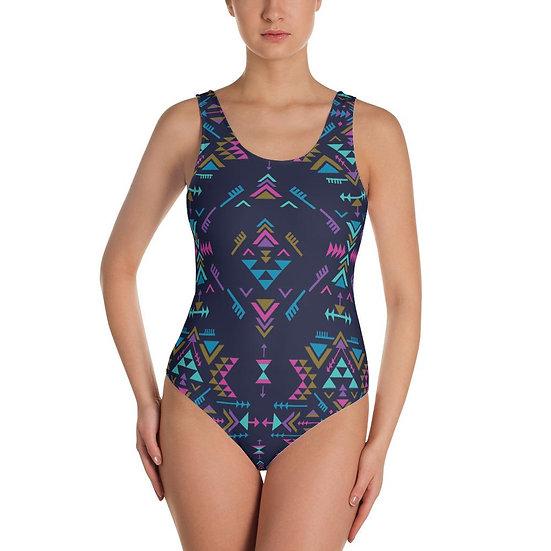Find Your Coast Swimwear One-Piece Arizona Swimsuit
